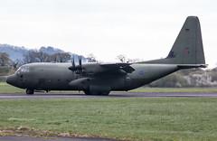 Lockheed C-130J Hercules - Royal Air Force - ZH881 / 881 (lynothehammer1978) Tags: keevilairfield royalairforce raf zh881 lockheedc130jhercules