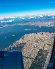 Peering Down at San Francisco and in the Distance Oakland From 10,987.5 ft ASL (AvgeekJoe) Tags: aerialphotograph d5300 dslr e75l erj170200lr erj175 erj175lr embraer embraererj170200lr embraererj175 embraererj175lr n624qx nikon nikon1020mm nikon1020mmafpdxf4556gvr nikond5300 nikonnikkor1020mmafpdxf4556gvr aerial aerialphoto aerialphotography aircraft airplane aviation jetliner plane