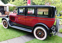 Peerless 6/90 1927 (Zappadong) Tags: peerless 690 1927 classic days schloss dyck 2018 zappadong oldtimer youngtimer auto automobile automobil car coche voiture classics oldie oldtimertreffen carshow