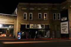Main Street. Mt. Hope. Fayette County, West Virginia. (Craig Hudson Photography) Tags: wildandwonderful almostheaven color westvirginia longexposure night dark mainstreet mthope fayettecounty streetscene wva unitedstatesofamerica
