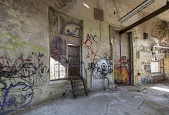 Abandoned industri (lortopalt) Tags: abandoned övergivet övergiven pappersbruk paper mill stefan lortopalt nikon d850