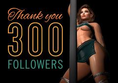 "Thank you 300 Followers! (Tina Destiny) Tags: fuel pink second life avatar female beauty sexy hot girl brunette catwa secondlife virtual belleza mesh firestorm viewer truth ""pink fuel"" digital art render 3d model"