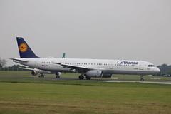 Lufthansa D-AIRM DUB 24/04/19 (ethana23) Tags: planes aviation lufthansa airbus a321