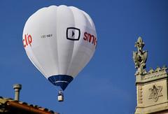 VIC. Osona. (Barceloona) (Josep Ollé) Tags: ultramagic igualada vic globos balloons globus ecnby spotting fotógrafos spotters fotos aviación aviation photos photography fotografía