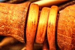 Basket Detail (paweesit) Tags: basket closeup macro twine details