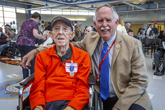 190424-Z-AL508-1089 (NJ Department of Military and Veterans Affairs) Tags: worldwarii greatestgeneration newjerseyveteransmemorialhomeatparamus veteran veterans service newjerseydepartmentofmilitaryandveteransaffairs njdmava newjerseydistinguishedservicemedal statemedalceremony award recognition nj newjersey stateofnewjersey usarmy army usa soldier soldiers usnavy navy usn seaman seamen usmarinecorps marinecorps usmc marine marines uscoastguard uscg ususcoastguardmerchantmarine paramus us