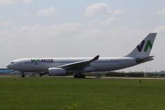 EC-MNY Airbus A330-243 Wamos Air (FokkerAMS) Tags: airbusa330 wamosair ecmny