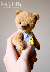 Toby (Marina Arbuzova) Tags: teddy artist interior toy bunny rabbit bear cute baby boy girl
