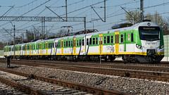 EN57AL-1766ra (Rafał Jędrasiak) Tags: en57al1766ra en57 train pociąg poland polska wołomin 2019 koleje mazowieckie tory track sonya6500 emount