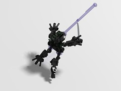 Lego Biomech Animals Frog With Tongue Out (Back Skew View) (thebrickccentric) Tags: lego biomech animal animals biomechanical sci fi scifi science fiction fantasy castle medeival medieval soldier moc npu wip ideas idea creature monster bull eagle frog tortoise turtle hawk bear toad amphibian bird reptile mammal latin rpg roleplaying game board weapon army sword spear ax axe bow arrow quiver sheath metal armor suit mech mecha hardsuit robot android cyborg space star battle war wars fight duel arm gun helmet shield roman formation