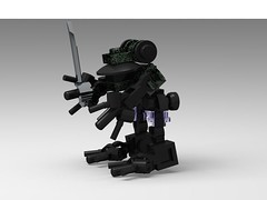 Lego Biomech Animals Frog (Side Skew View) (thebrickccentric) Tags: lego biomech animal animals biomechanical sci fi scifi science fiction fantasy castle medeival medieval soldier moc npu wip ideas idea creature monster bull eagle frog tortoise turtle hawk bear toad amphibian bird reptile mammal latin rpg roleplaying game board weapon army sword spear ax axe bow arrow quiver sheath metal armor suit mech mecha hardsuit robot android cyborg space star battle war wars fight duel arm gun helmet shield roman formation