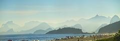 Pedras do Rio de Janeiro vista de Piratininga (mcvmjr1971) Tags: red sunset por do sol mmoraes nikon d800e lens sigma 100300 f4 ex praia de piratininga céu vermelho sky clouds nuvens litoral seaside 2019