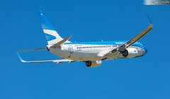 LV-GVC (M.R. Aviation Photography) Tags: boeing 737887wl lvgvc aerolineas argentinas aviation aviacion airplane plane aircraft avion sony a7 a6 z7 d850 d750 d650 d7200 photo photography foto fotografia pic picture canon eos pentax sigma nikon b737 b747 b777 b787 a320 a330 a340 a380 alpha alpha7
