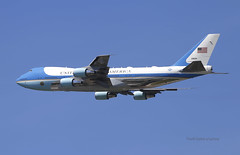 Air Force One VC-25A 29000 (Frank Guyton) Tags: airforce af1 vc25a 29000 airplane katl