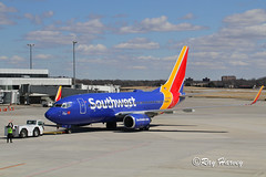 N443WN (320-ROC) Tags: southwestairlines southwest n443wn boeing737 boeing737700 boeing7377h4 boeing 737 737700 7377h4 b737 kroc roc rochestermonroecountyairport rochestermonroecountyinternationalairport rochesterairport rochesterinternationalairport greaterrochesterinternationalairport rochester newyorkstate