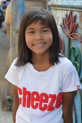 cute girl (the foreign photographer - ฝรั่งถ่) Tags: cute girl child khlong thanon portraits bangkhen bangkok thailand nikon d3200