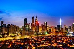 Kuala Lumpur skyline (Patrick Foto ;)) Tags: 2018 architecture asia asian background blue building business capital center city cityscape corporate day design district downtown dusk exterior famous financial high kl klcc kuala landmark landscape lumpur malaysia modern morning office park petronas scene sky skyline skyscraper tall tallest tower towers town travel twilight twin urban view world kualalumpur wilayahpersekutuankualalumpur