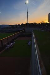 2442263681 (jalexartis) Tags: fayetteville fayettevillenc fayettevillenorthcarolina downtown downtownfayetteville segra segrastadium stadium baseball ballpark inaugralseason inaugral sunset lighting