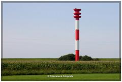 Vuurtoren van de week / 348 (Frits van Eck Photography) Tags: tossens vuurtoren lighthouse faro phare fyr leuchtturm