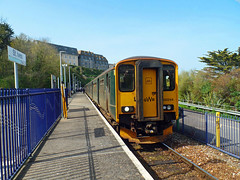 150234 & 150244 St Ives (Marky7890) Tags: gwr 150234 class150 sprinter 2a30 stives railway cornwall stivesbayline train