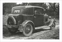 Vehicle Collection (9550) - Rover (Steve Given) Tags: familycar motorvehicle automobile rover england