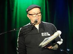 Kent Nielsen (ExplosivGraz) Tags: juz explo explosiv graz 2019 april lesung live music kent nielsen hc roth