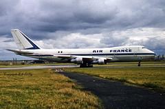 Boeing 747-128 F-BPVA Air France (EI-DTG) Tags: boeing747 b747 jumbojet queenoftheskies airfrance fbpva einn shannonairport