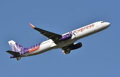 HK Express, B-LEC, Airbus A321-231 at NRT (tokyo70) Tags: japan travel tour hkexpress a321