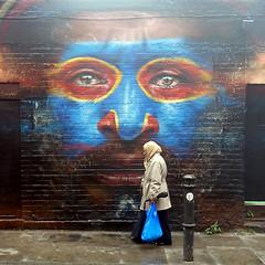 the eyes have it... (bonnevillekid) Tags: graffiti wallart bricklane rx100