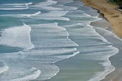 Tiempo de hoy a la mañana en la playa de Zarautz (eitb.eus) Tags: eitbcom 5963 g149252 tiemponaturaleza tiempon2019 gipuzkoa zarautz lorentxoportularrumeazcue
