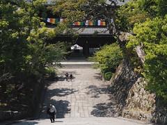 知恩院 (Kyoto Japan) (Wan.L) Tags: オリンパス 京都 日本 寺 知恩院 佛教 buddhism asia man temple m43 penf olympus japan kyoto