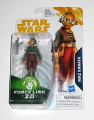 maz kanata star wars solo a star wars story force link 2.0 basic action figures the last jedi 2018 hasbro mosc 2a (tjparkside) Tags: maz kanata star wars han solo story basic action figure figures hasbro 2018 force link sounds phrases wearable starter set blaster jet pack back jetpack rocket rocketpack backpack pistol glasses goggles episode viii 8 eight tlj last jedi thelastjedi awakens tfa vii 7 seven 20 mosc
