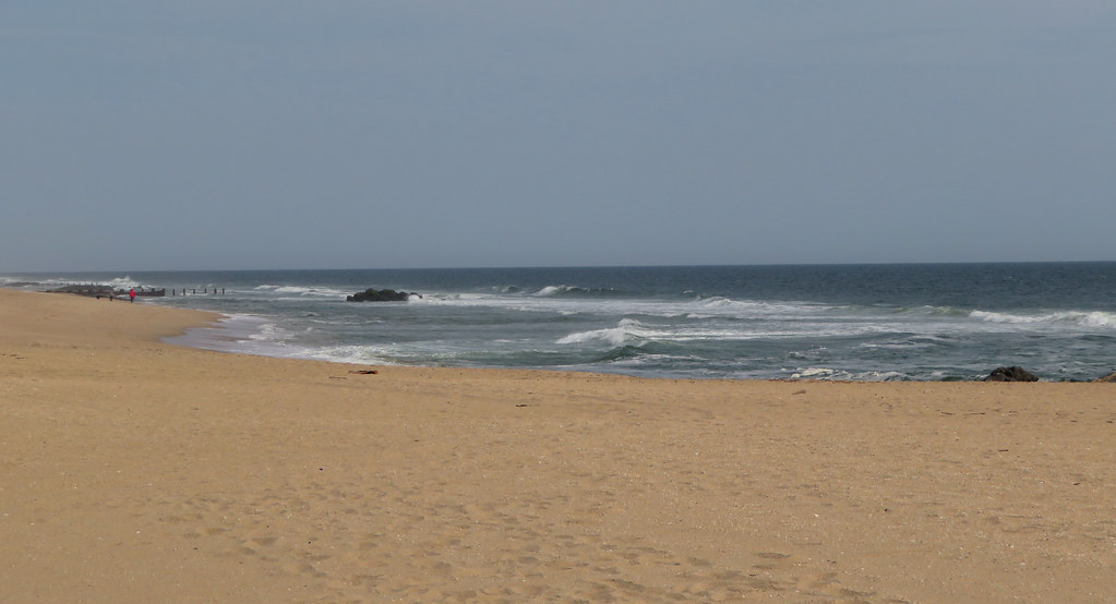 Atlantic Ocean, Long Branch, New Jersey