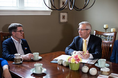 Ontario to Provide Estate Tax Relief for Families | 2019-04-24 (Government of Ontario) Tags: ontario governmentofontario government finance estate tax brockville administration minister fedeli clark