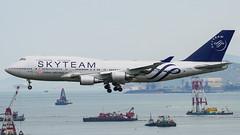 B-18211 China Airlines Skyteam Livery (kahohc@yahoo.com.hk) Tags: b18211 china airlines skyteam