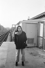 Brooklyn - February 2019 (Steph Mangan) Tags: mjuii mju olympus 35mm newyork film ii kentmere kentmere400