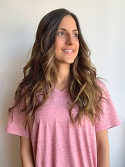 Color and cut done by Chelsea Todd