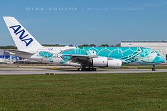 ANA_A380_JA382A_20190425_XFW-2 (Dirk Grothe | Aviation Photography) Tags: ana all nippon airways a380 honu emerald green ja382a kai xfw