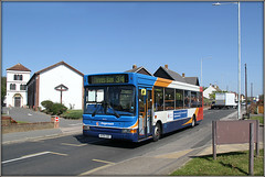 Oi-OOY-OOY!!! (Jason 87030) Tags: oi ooy ks54ooy 34625 rugby thanet stagecoach church road sunny 34 minnisbay service route session april 2019 home cool anything everything cross holy buses slf pointer dart dennis eastkentbirchington break
