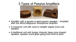 Passive Amplifiers Slides April 2019 -May Newsletter