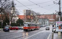 Bratislava tramway: Tatra T3P # 7785 (Amir Nurgaliyev) Tags: dpb bratislavatramway tatrat3p