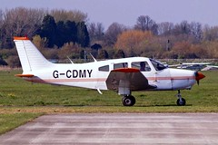 G-CDMY   Piper PA-28-161 Warrior II [28-7916007] Shoreham~G 10/04/2007 (raybarber2) Tags: 287916007 airportdata cn287916007 egka filed flickr gcdmy planebase raybarber single ukcivil