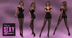 So Sexy (Brandy Madison) Tags: secondlife sl slmodel sltransgendermodel slsexy slfashion slbeauty slfemmefatale slpantyhose