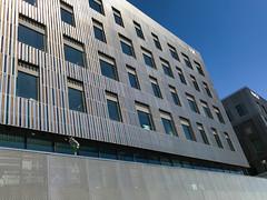 Quartier Gare - Mulhouse (CFotoPassion) Tags: batiment 7 mulhouse iphone gare banque macif populaire quartier