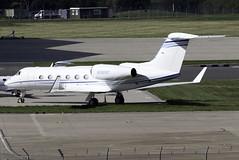 Private Gulfstream G450 N192NC at Birmingham Airport BHX/EGBB (dan89876) Tags: private jet gulfstream g450 n192nc birmingham international airport elmdon apron bhx egbb