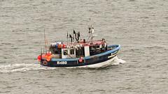 R480 (philbarnes4) Tags: fishing fishingboat water sea broadstairs thanet kent england philbarnes nikon nikond5500