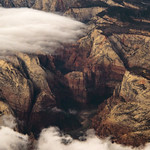 Clouds Over Canyon thumbnail