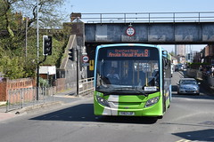 Ipswich Buses 82 (Ash Hammond) Tags: ipswichbuses alexanderdennisenviro200 82 yx63lgf