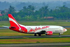 PK-AWQ   Boeing 737-347 [23376] (Indonesia AirAsia) Jakarta-Soekarno Hatta Int~PK 26/10/2006 (raybarber2) Tags: 23376 airliner airportdata brokenup cn23376 cancelled filed flickr johnboardleycollection phillipinescivil pkawq planebase wiii