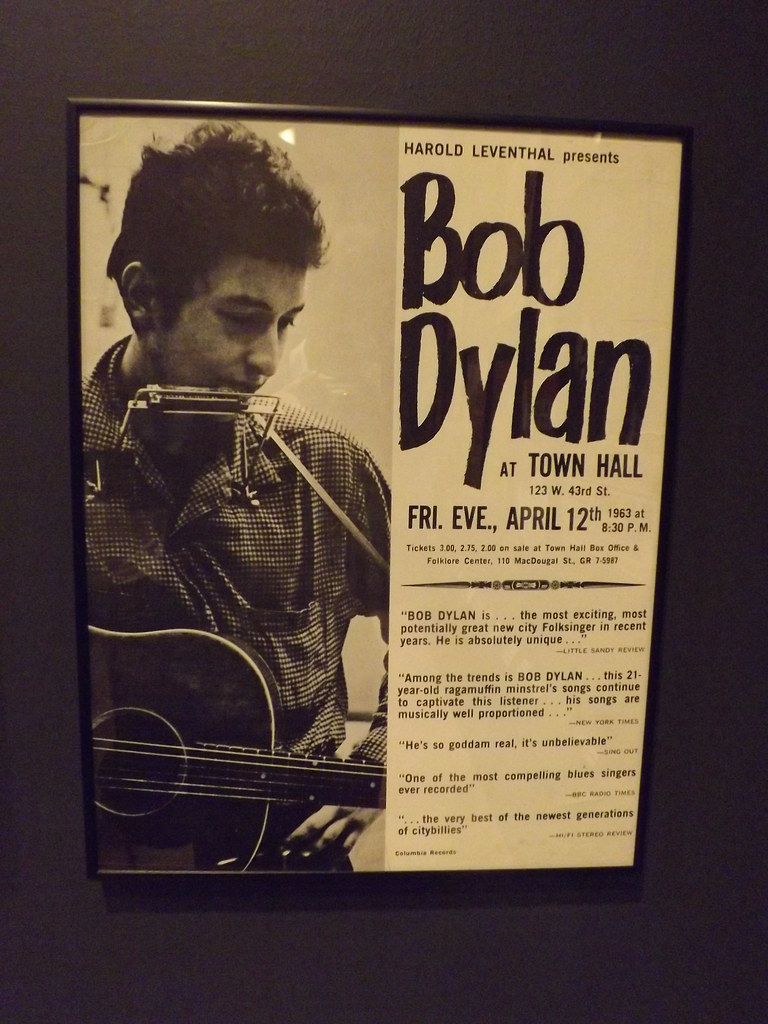 The World's Best Photos of bobdylan and poster - Flickr Hive